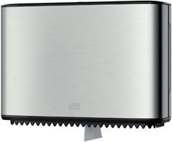 Dispenser Tork T2 Design handdoek Mini Roll 460006 RVS