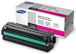 Tonercartridge Samsung CLT-M506L HC rood