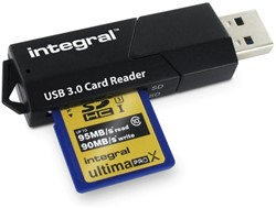 Kaartlezer Integral USB 3.0