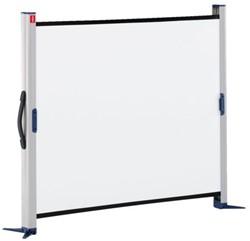 Projectiescherm Nobo draagbaar 75x100cm tafelmodel