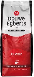 Koffie Douwe Egberts instant Classic 300gr