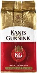 Koffie Kanis & Gunnink standaardmaling rood 1000gr