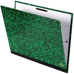 Tekenmap Canson studio 32x45cm 2 elastieken groen