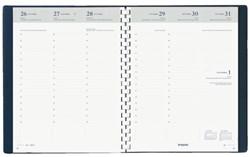 Agendavulling 2019 Timing spiraal NL wit