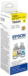 Flacon navulinkt Epson T6644 geel