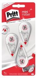 Correctieroller Pritt mini flex 4.2mmx7m blister à  2+1 gratis