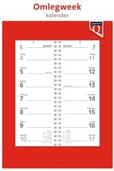 Weekomlegkalender 2020 Quantore