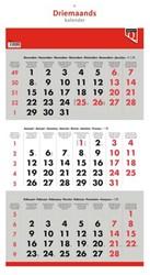 3-Maandskalender 2019 Quantore