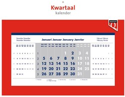 Kwartaalkalender 2022 Quantore