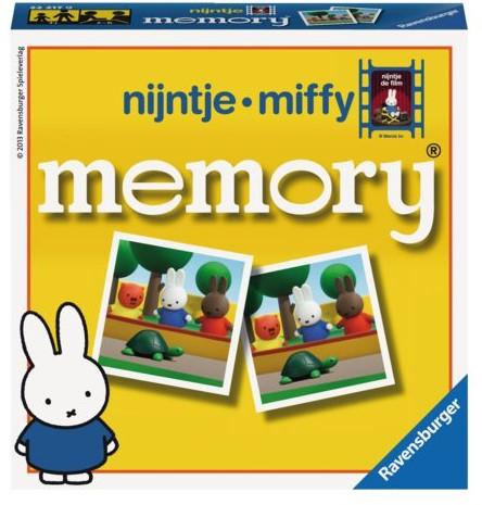 Spel Ravensburger Nijntje mini memory