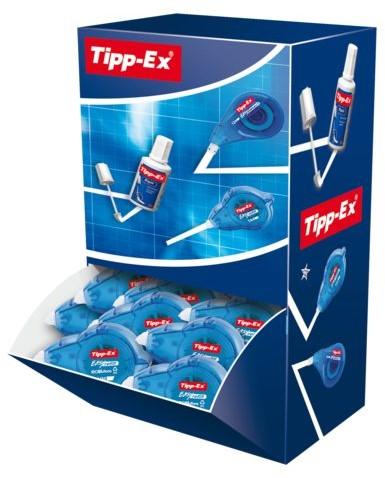Correctieroller Tipp-ex 5mmx14m easy refill ecolutions doos à 15+5 gratis