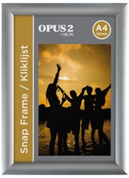 Kliklijst OPUS 2 A4 25mm