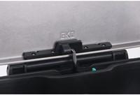 Afvalbak pedaalemmer E-Cube RVS mat rechthoekig 20liter-3