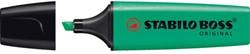 Markeerstift STABILO Boss Original 70/51 turquoise