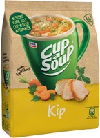 Cup-a-soup machinezak kip met 40 porties-2