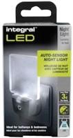 Integral ledlamp Auto Sensor Nachtlamp 220V-2