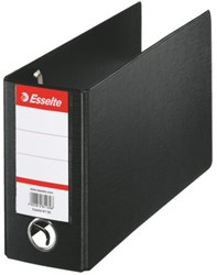 Ordner Esselte giro-bank 80mm PP zwart