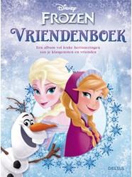 Vriendenboek Deltas Disney Frozen