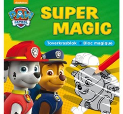 Toverkrasblok Deltas  Paw Patrol super magic