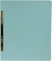 Offertemap Esselte manilla met schuifdeklijst blauw