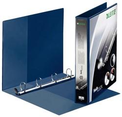 Panoramaringband Leitz SoftClick A4 4D-rings 30mm blauw