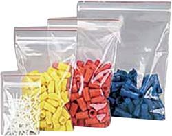 Verpakkingszak grip hersluitbaar 50my 70x100mm 25 stuks