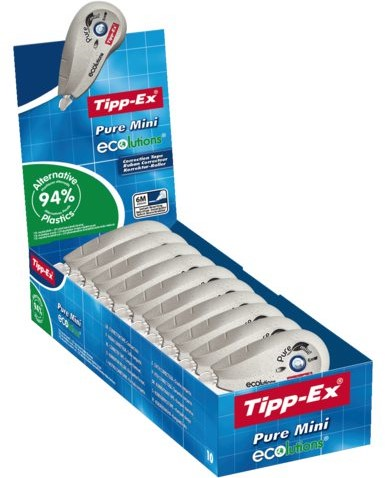 Correctieroller Tipp-ex 5mmx6m ecolutions pure mini-2