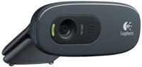 Webcam Logitech C270 antraciet-2