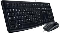 Toetsenbord Logitech K120 Qwerty +muis zwart-2