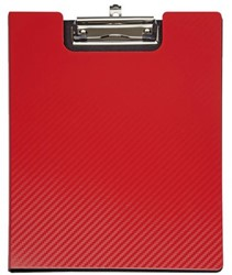 Klembordmap MAUL Flexx A4 staand PP rood