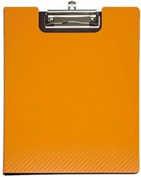 Klembordmap MAUL Flexx A4 staand PP oranje