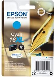 Inkcartridge Epson  16XL T1632 blauw HC