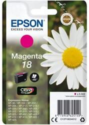 Inkcartridge Epson  18 T1803 rood