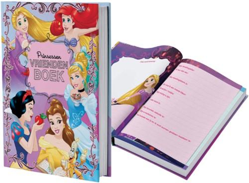 vriendenboek disney Prinses-3
