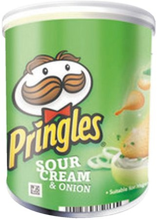 Chips pringles sour and onion 40gr-2