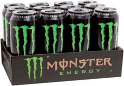 Energy drank Monster blikje 0.50l