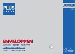 Envelop Plus Office akte C5 162x229 100gr wit