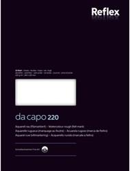 Aquarelblok Dacapo VF5004236 24x32cm 220gr 20v