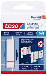 Dubbelzijdige powerstrip Tesa tegels en metaal 3kg