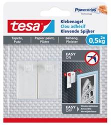 Klevende spijker Tesa behang en pleisterwerk 0.5kg