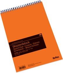 Schetsblok Schoellershammer A3 spiraal 120vel 90gr