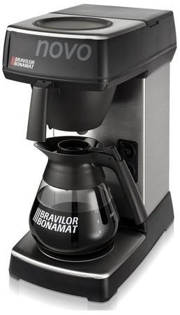Koffiezetapparaat Bravilor Novo inclusief glazen kan-4