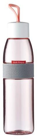 Waterfles Ellipse 500ml Nordic roze