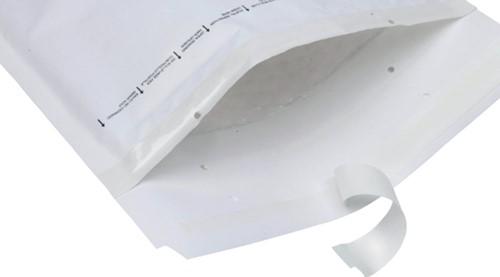 Cd envelop Quantore luchtkussen 175x200mm wit 100stuks-3
