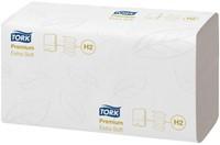 Handdoek Tork H2 100297 Premium 2laags 21x34cm 21x100st-5