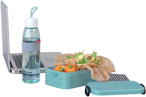 Lunchbox Take a break midi Nordic groen-3