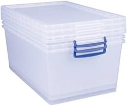Opbergbox Really Useful 62 liter 440x700x280mm