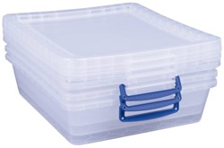 Opbergbox Really Useful 10,5 liter 380x460x110mm