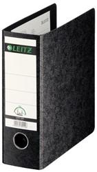 Ordner Leitz A5 77mm staand karton zwart