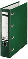 Ordner Bank Leitz A4 80mm 2 mechanieken groen